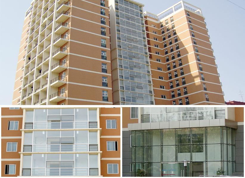 北京市地质大学学生公寓18#楼
